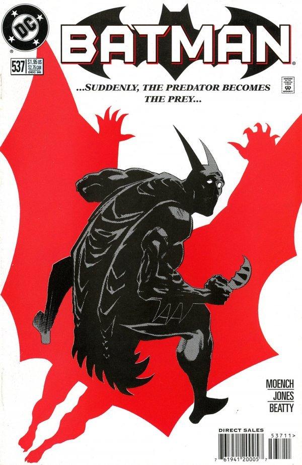 Batman #537