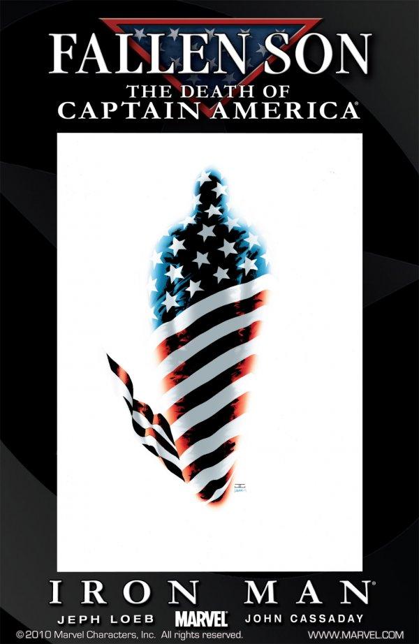 Fallen Son: The Death of Captain America #5
