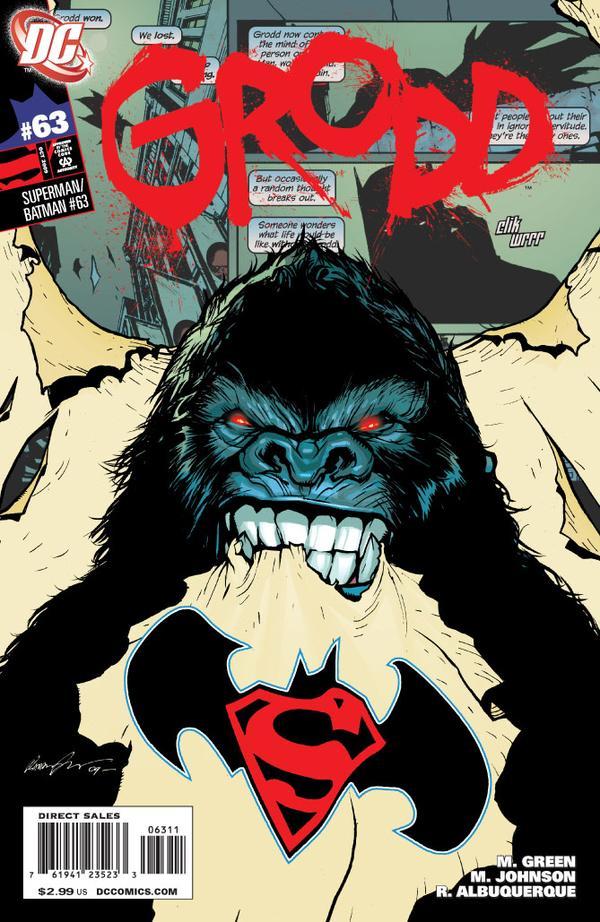 Superman / Batman #63