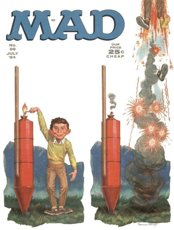 Mad Magazine #88