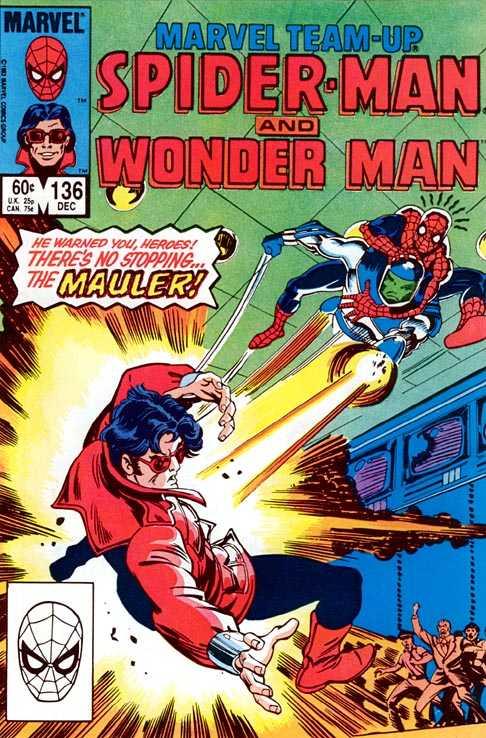 Marvel Team-Up #136