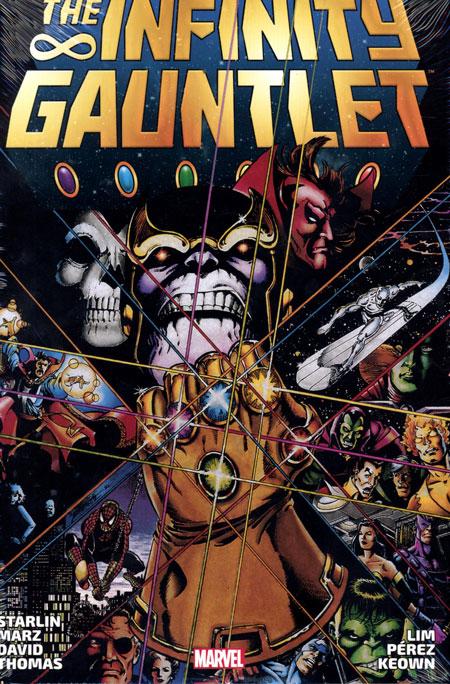 The Infinity Gauntlet Omnibus HC