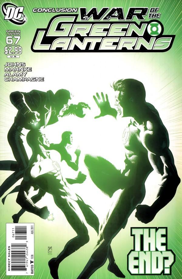 Green Lantern #67