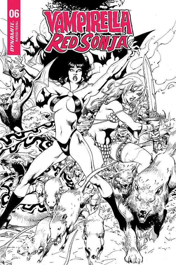 Vampirella / Red Sonja #6