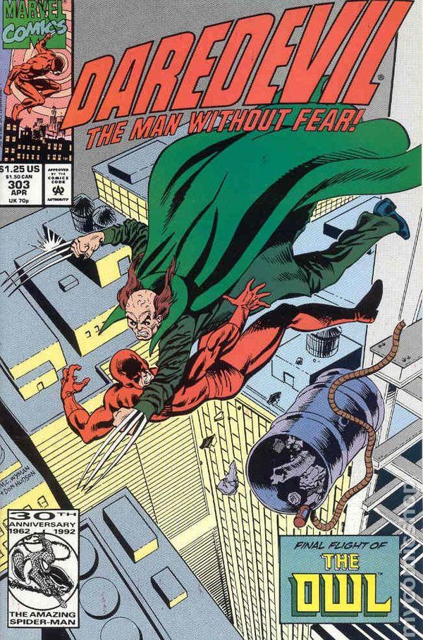 Daredevil #303