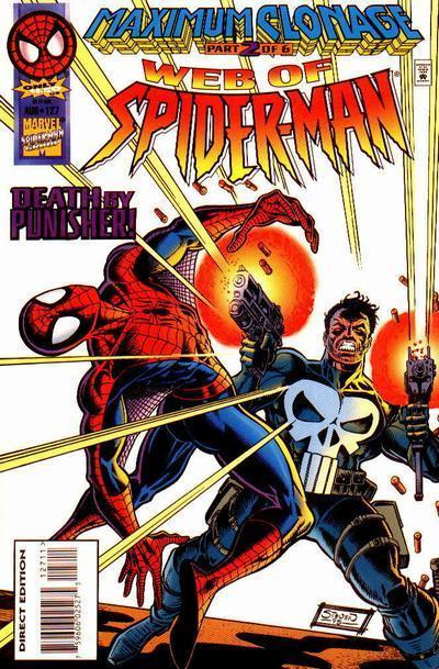 Web of Spider-Man #127