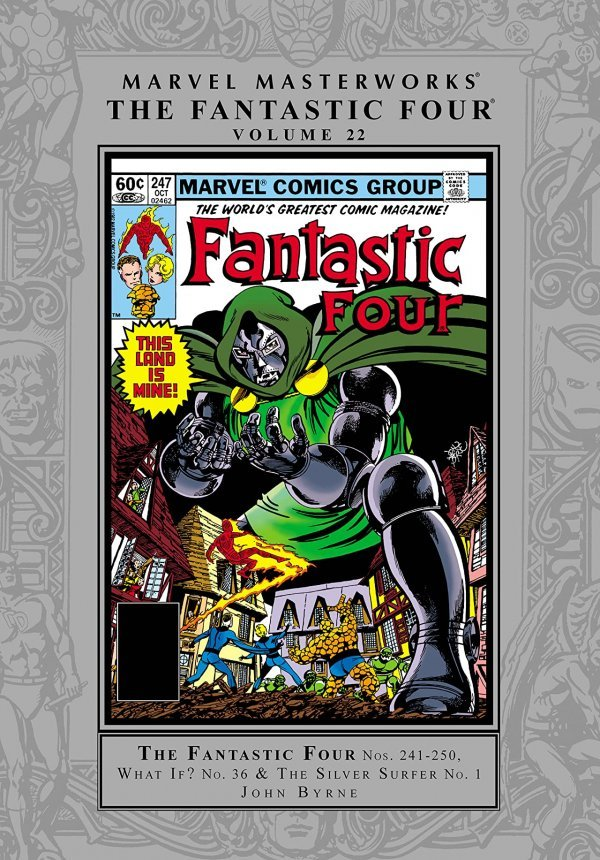 Marvel Masterworks: The Fantastic Four Vol. 22 HC
