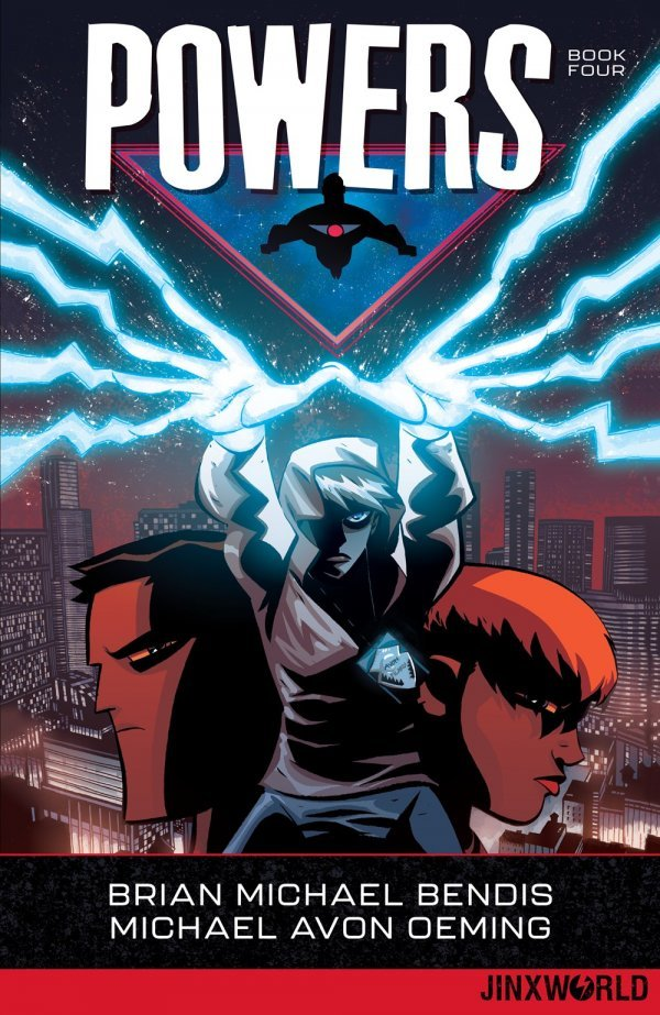 Powers Book 4 TP