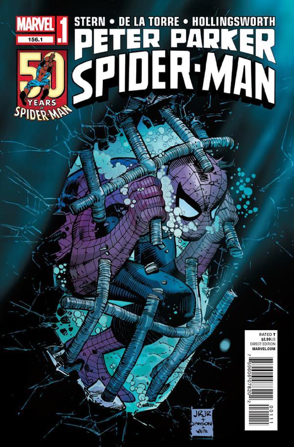Peter Parker: Spider-Man #156.1