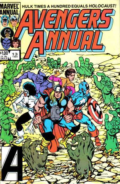 The Avengers Annual #13