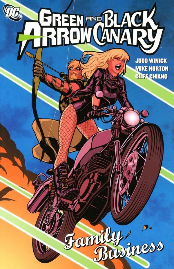 Green Arrow/Black Canary Vol. 2 TP