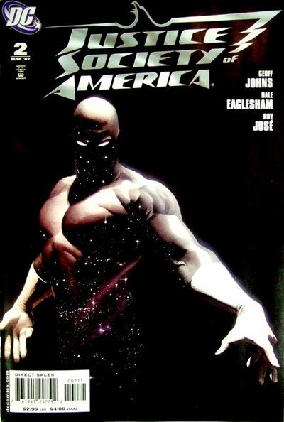 Justice Society of America #2