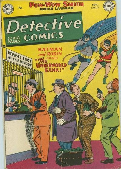 Detective Comics #175