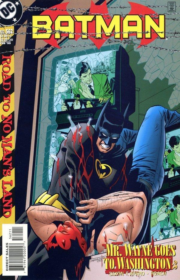 Batman #562