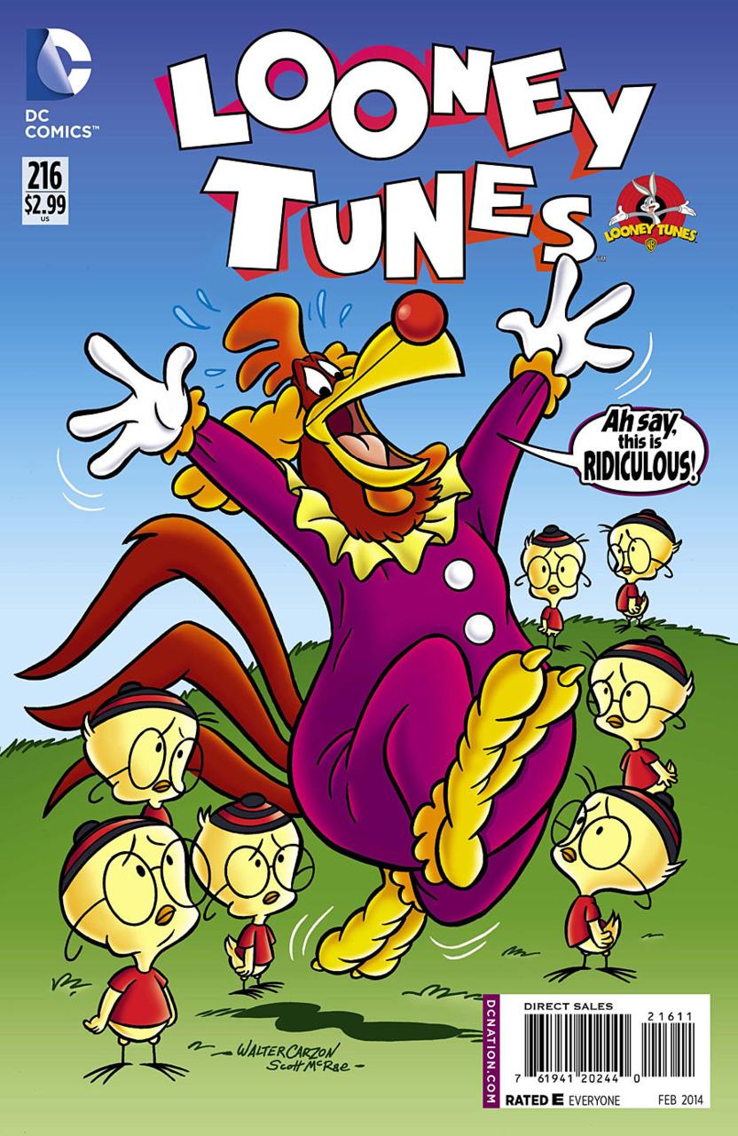 Looney Tunes #216