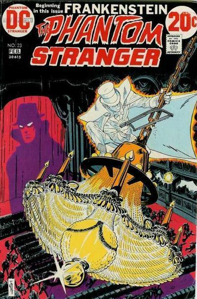The Phantom Stranger #23