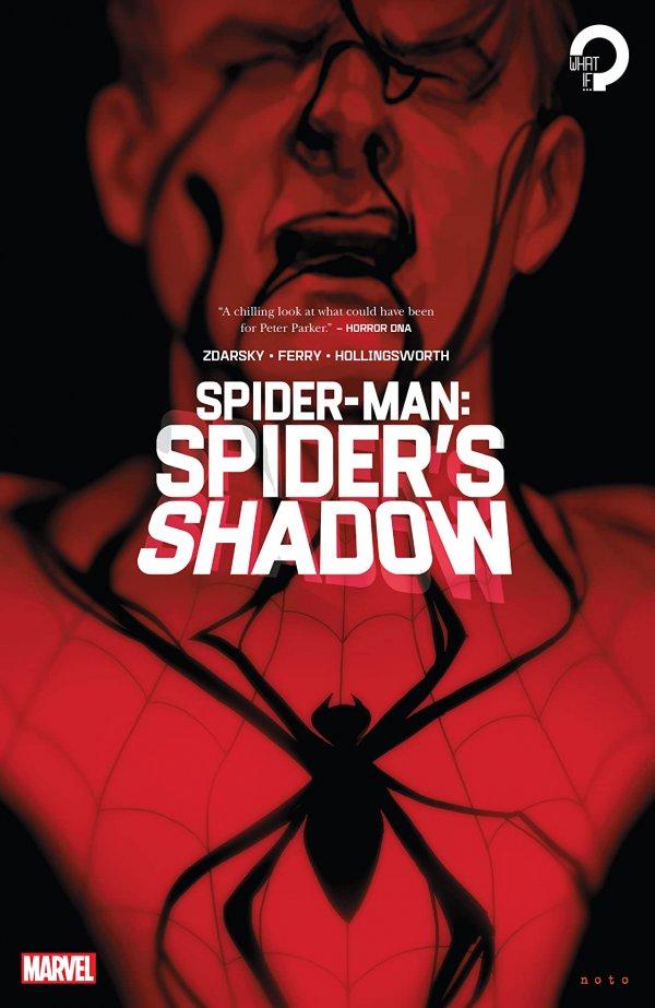 Spider-Man: Spider's Shadow TP