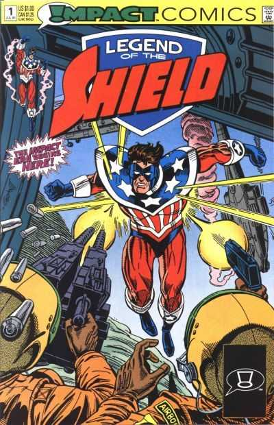 Legend of the Shield #1