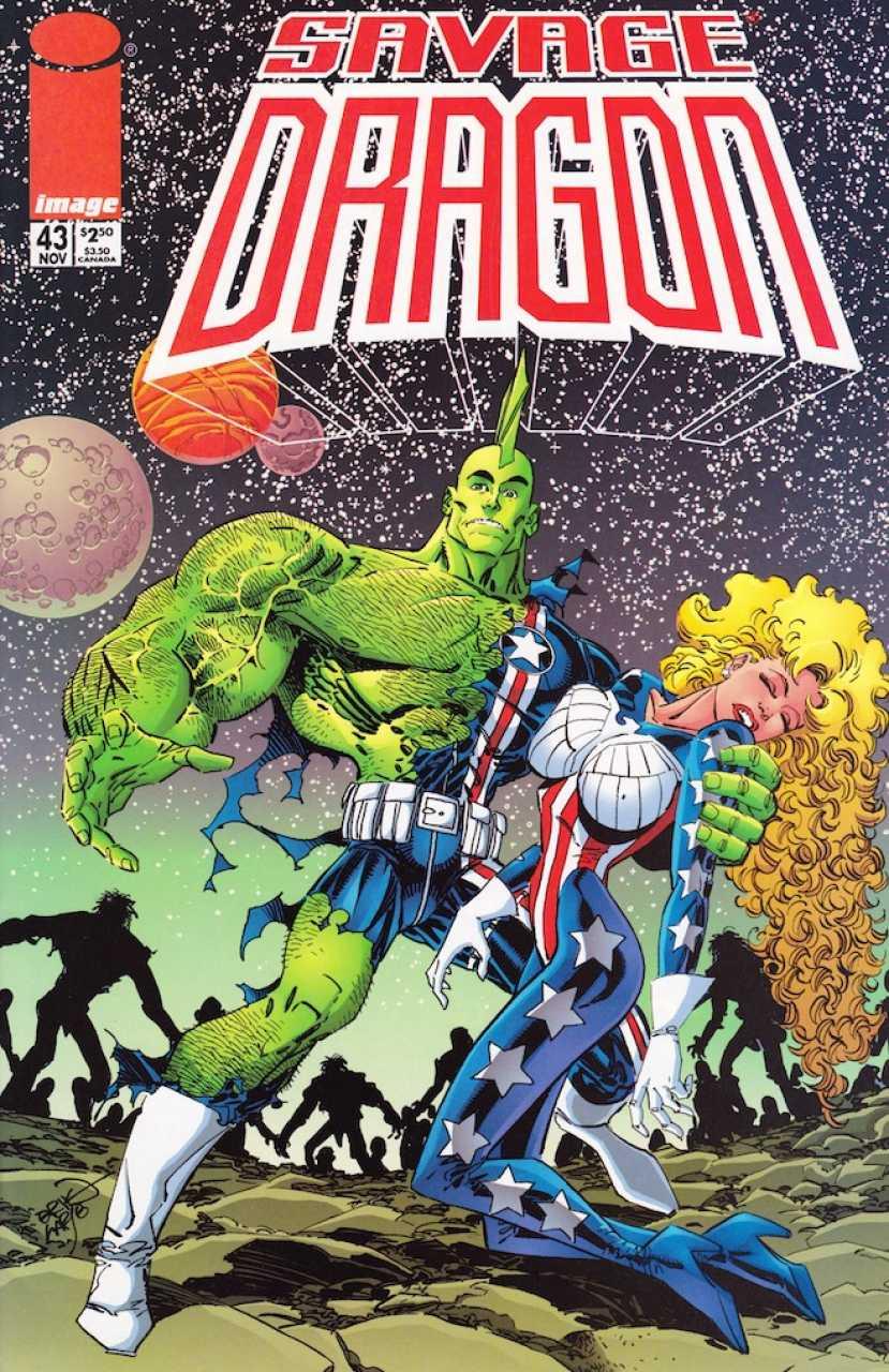 Savage Dragon #43