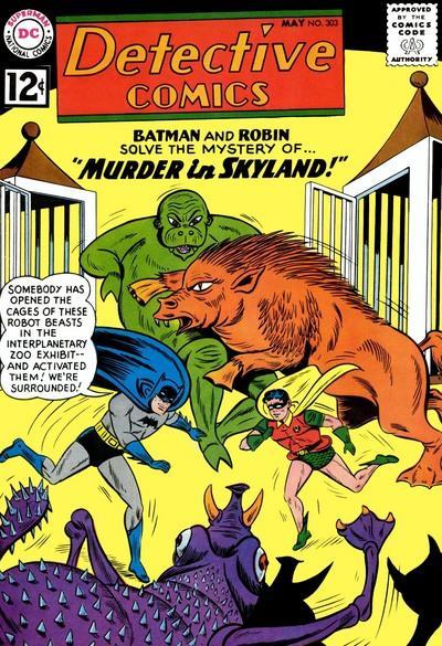 Detective Comics #303
