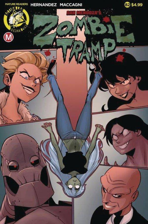 Zombie Tramp #82