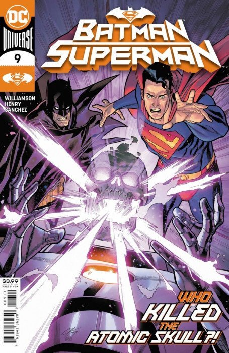 Batman / Superman #9