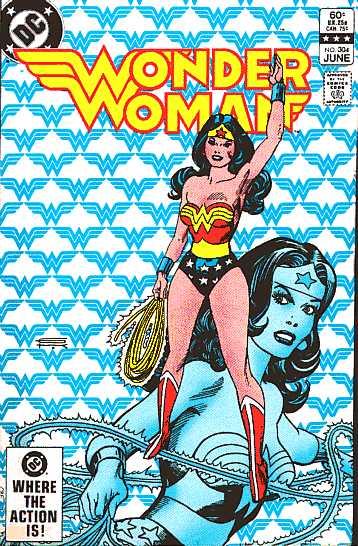 Wonder Woman #304