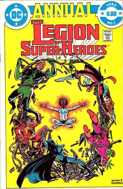 Legion of Super-Heroes Annual #1