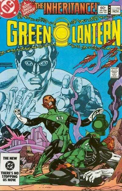 Green Lantern #170