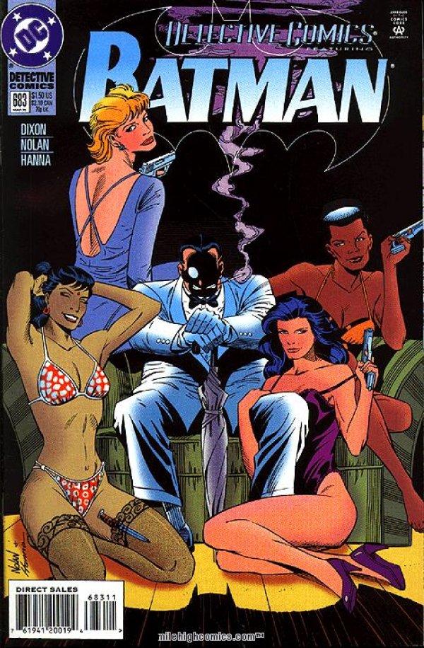Detective Comics #683