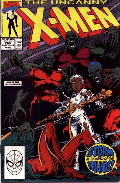 Uncanny X-Men #265