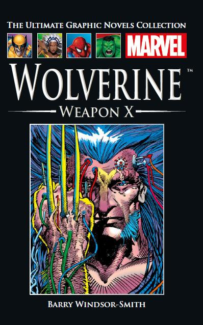 The Ultimate Graphic Novels Collection Wolverine: Weapon X HC Reviews