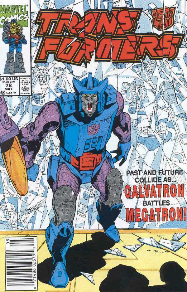 The Transformers #78