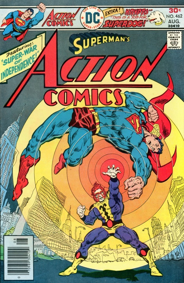 Action Comics #462