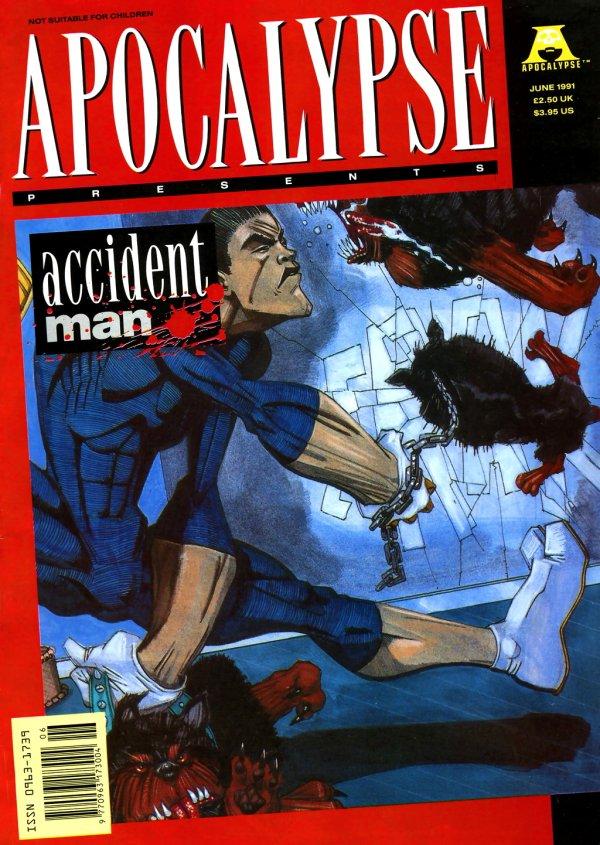 Apocalypse Presents #3