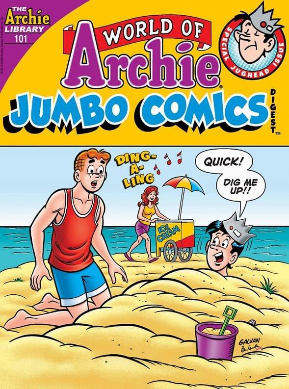 World of Archie Jumbo Comics Digest #101
