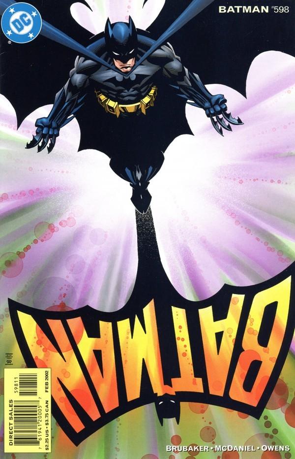 Batman #598