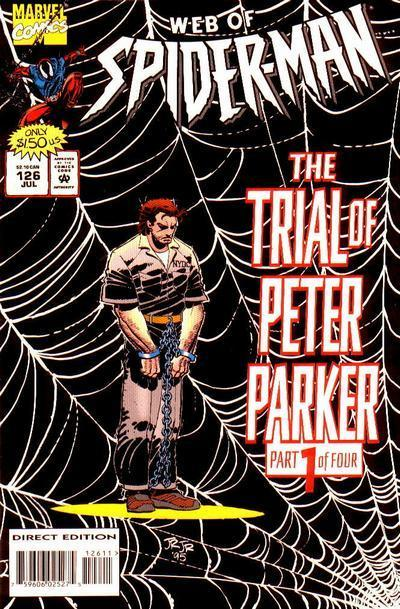 Web of Spider-Man #126