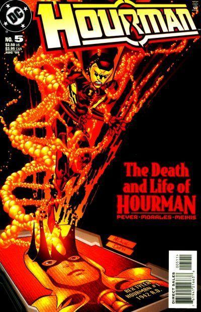 Hourman #5