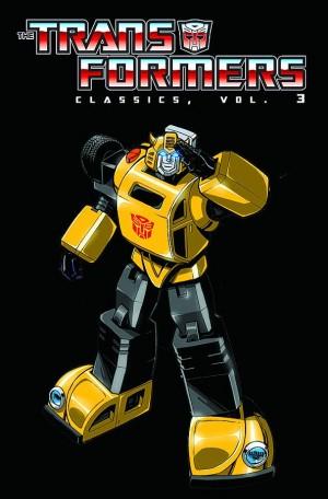 Transformers Classics Vol. 3 TP