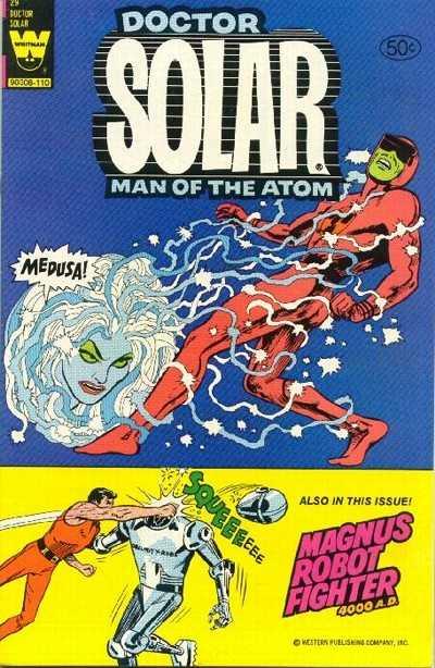 Doctor Solar, Man of the Atom #29