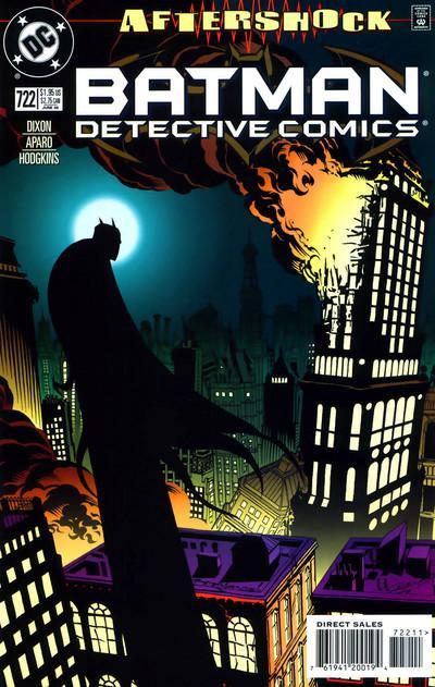 Detective Comics #722
