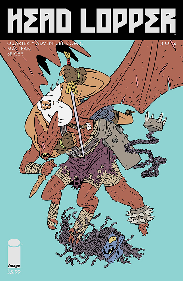 head lopper 1 the island or a plague of beasts