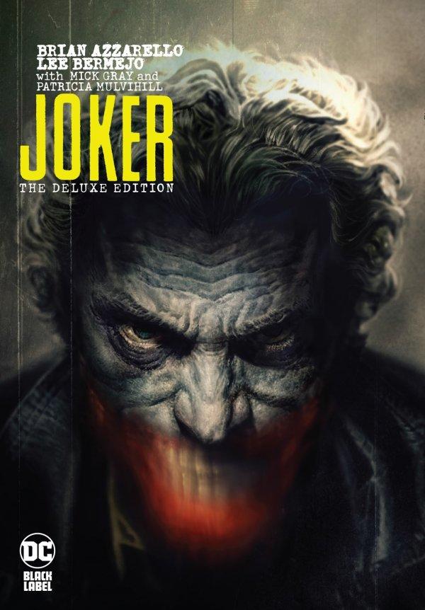 Joker: The Deluxe Edition HC
