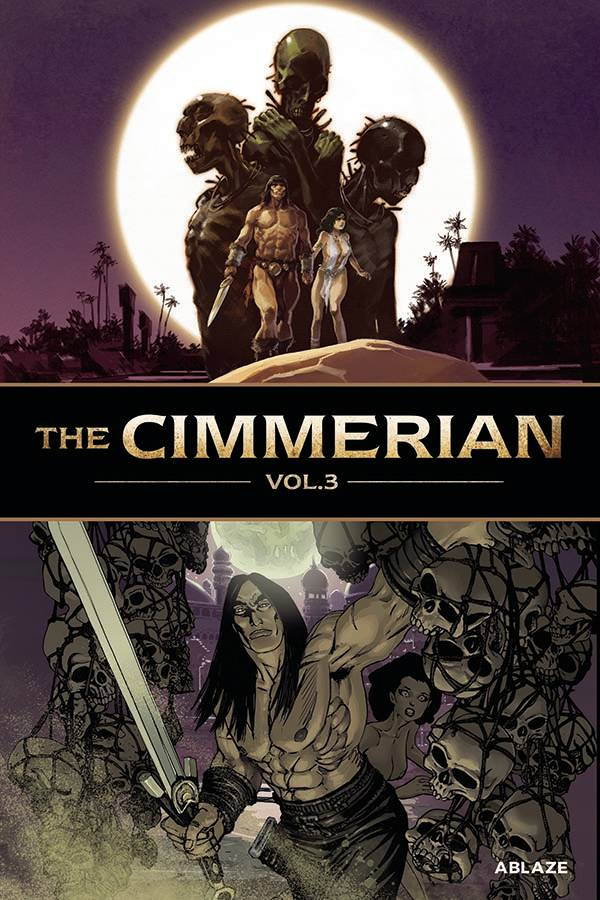 The Cimmerian Vol. 3 HC