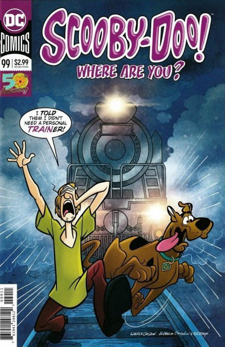 Scooby-Doo, Where Are You? #99