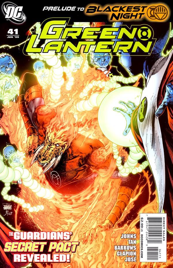 Green Lantern #41