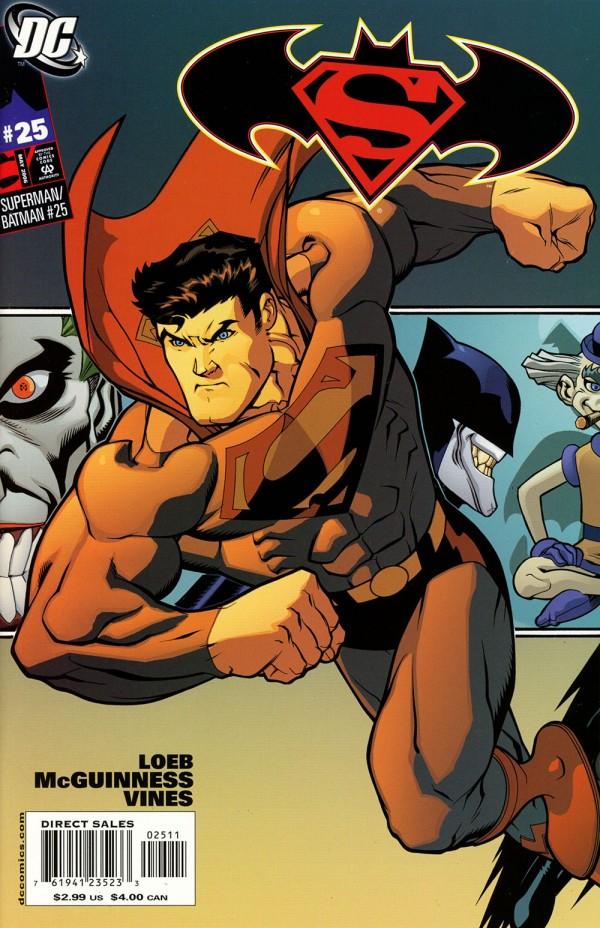 Superman / Batman #25
