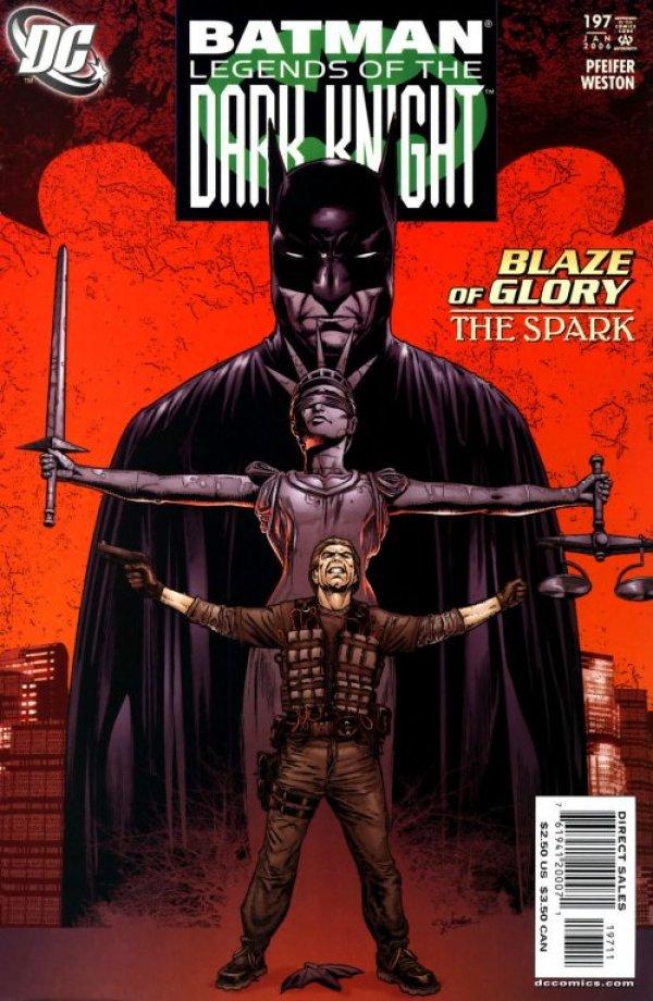 Batman: Legends of the Dark Knight #197