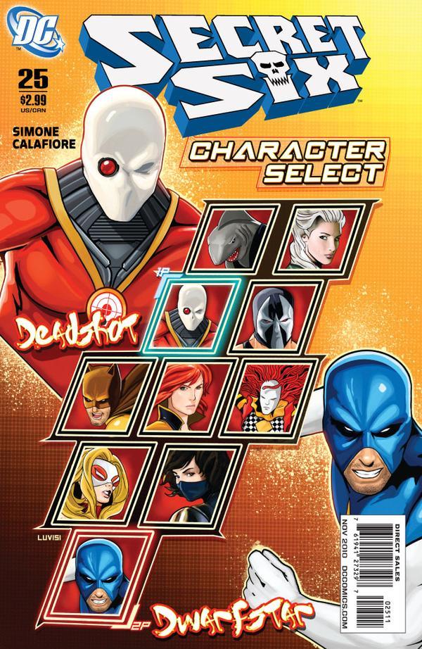 Secret Six Vol. 3